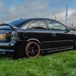 Modified Vauxhall Astra Coupe