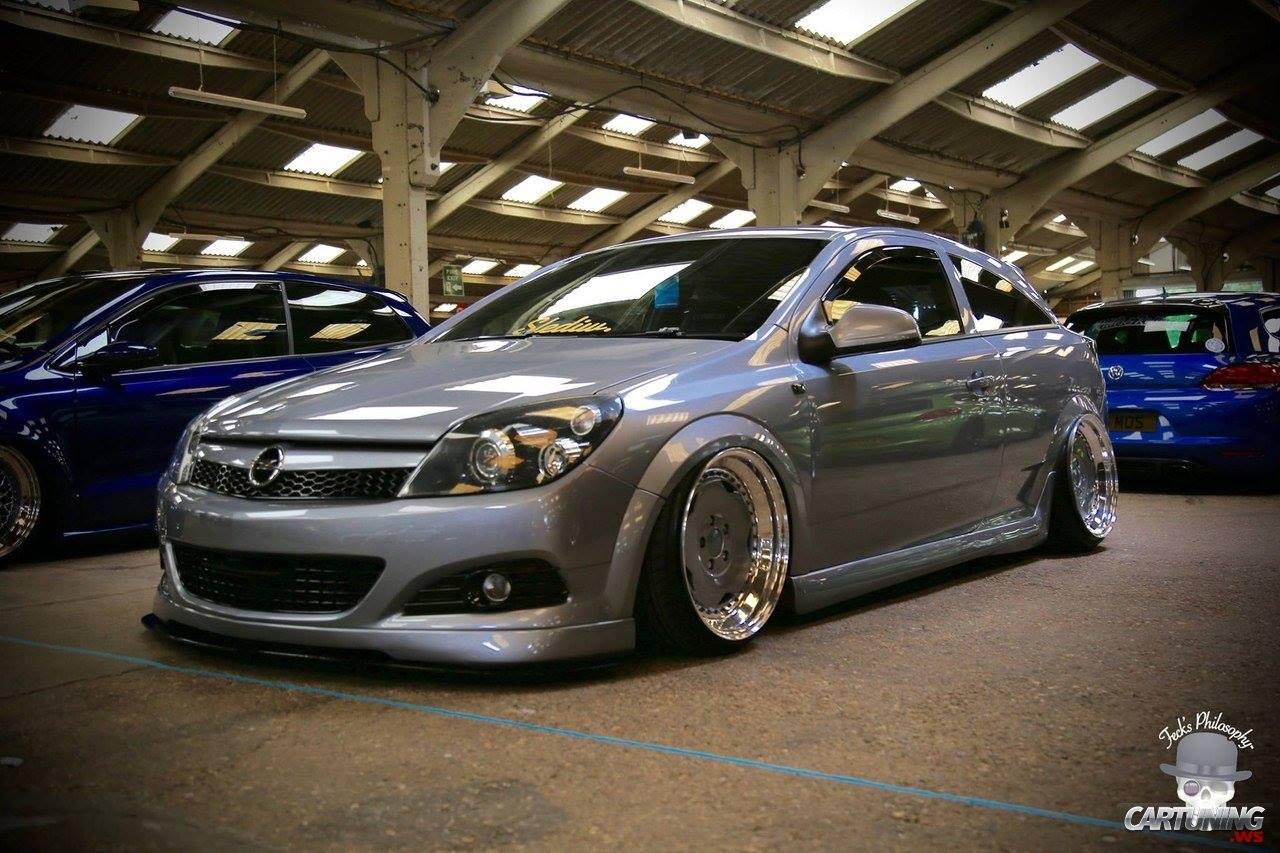 Opel astra h gtc tuning