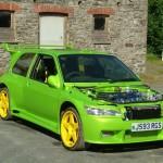 Renault Clio I Tuning (5)