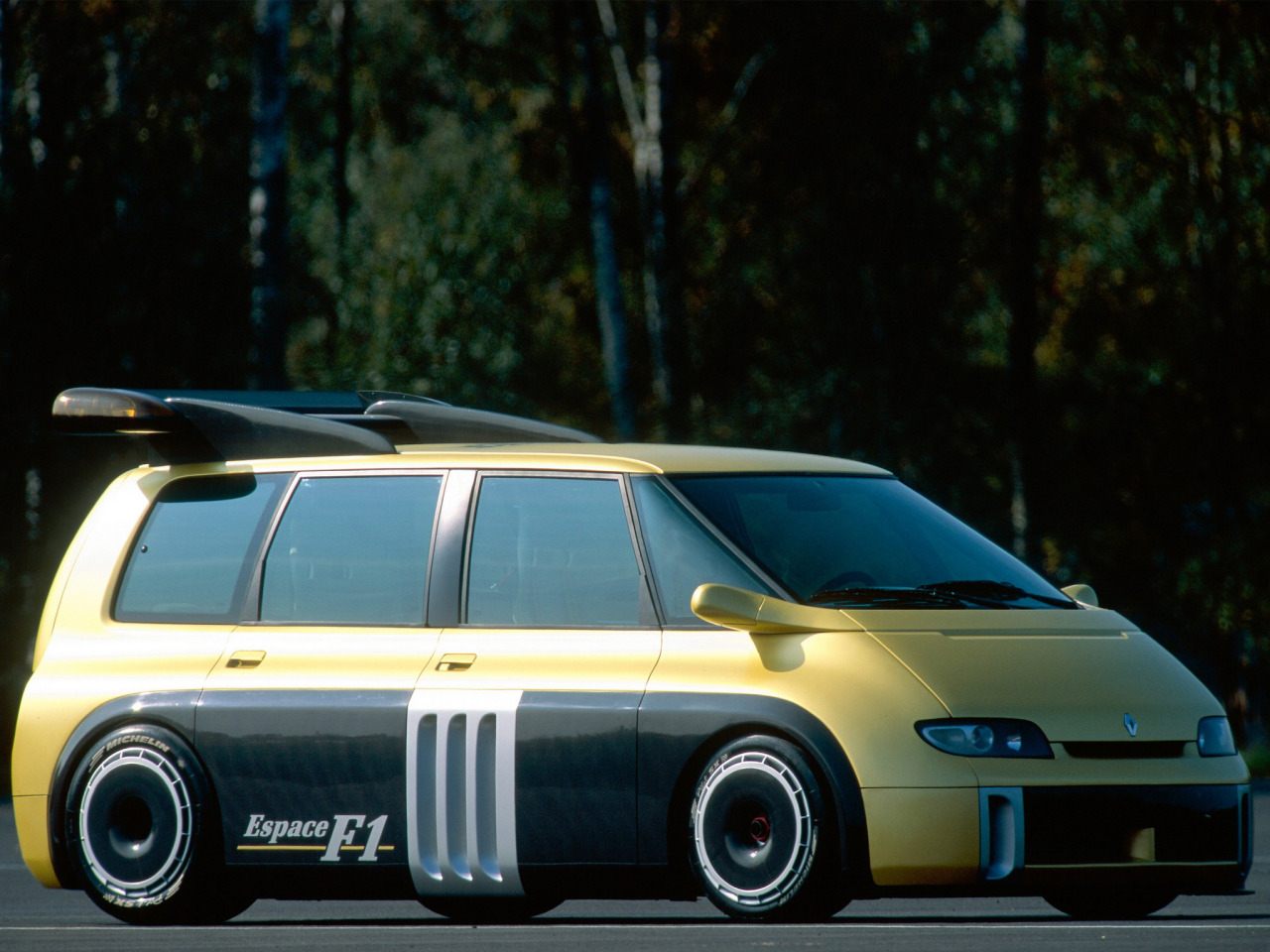 renault espace f1 tuning 4 tuning. Black Bedroom Furniture Sets. Home Design Ideas