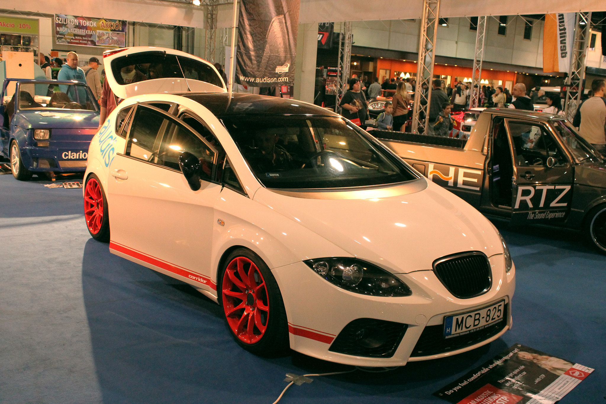 seat leon 1p tuning 4 tuning. Black Bedroom Furniture Sets. Home Design Ideas