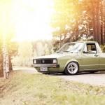 Volkswagen Rabbit Pickup Tuning (2)