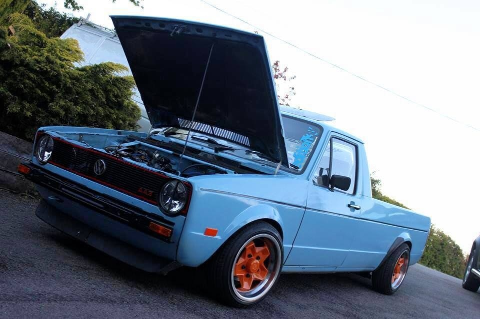 volkswagen rabbit pickup tuning 5 tuning. Black Bedroom Furniture Sets. Home Design Ideas