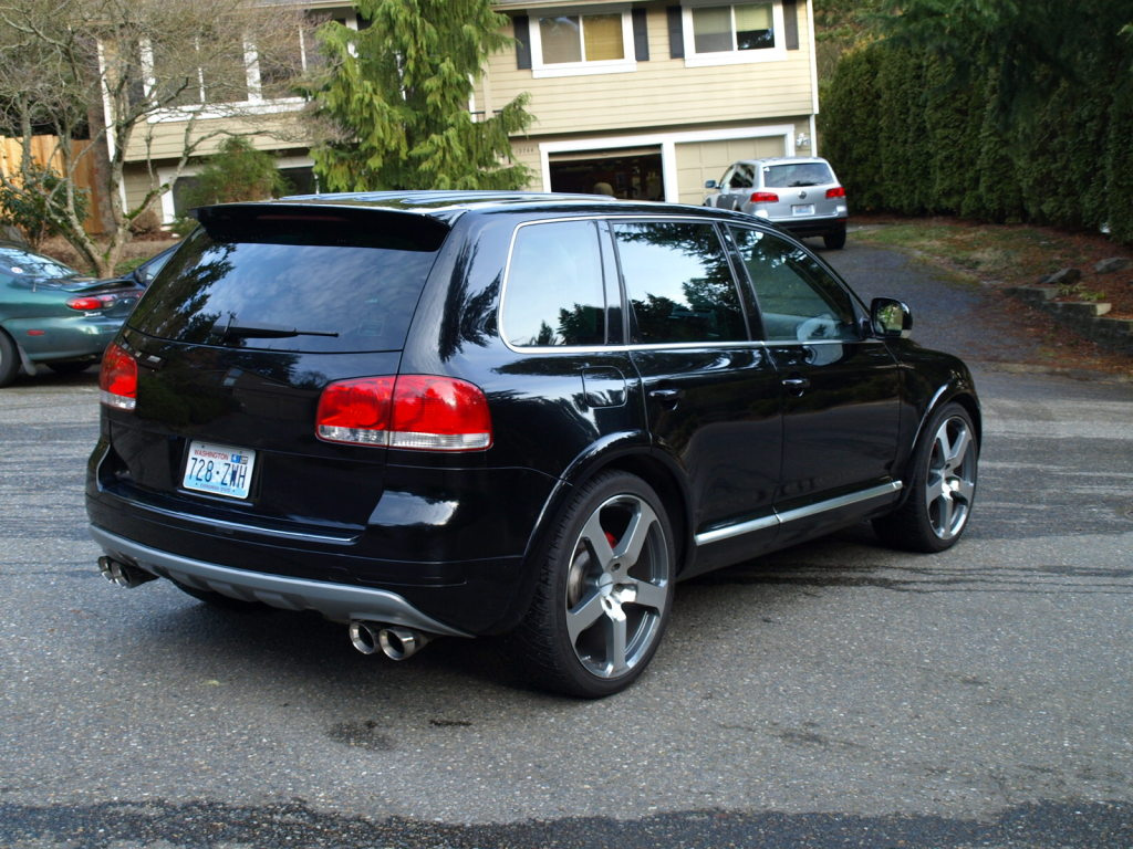Volkswagen Touareg Tuning Motorcycle Review And Galleries
