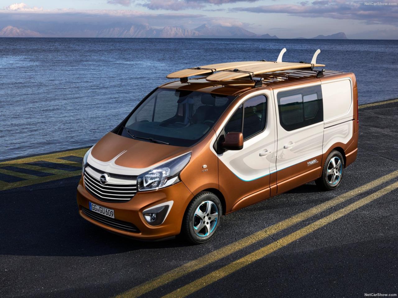 Opel vivaro b tuning