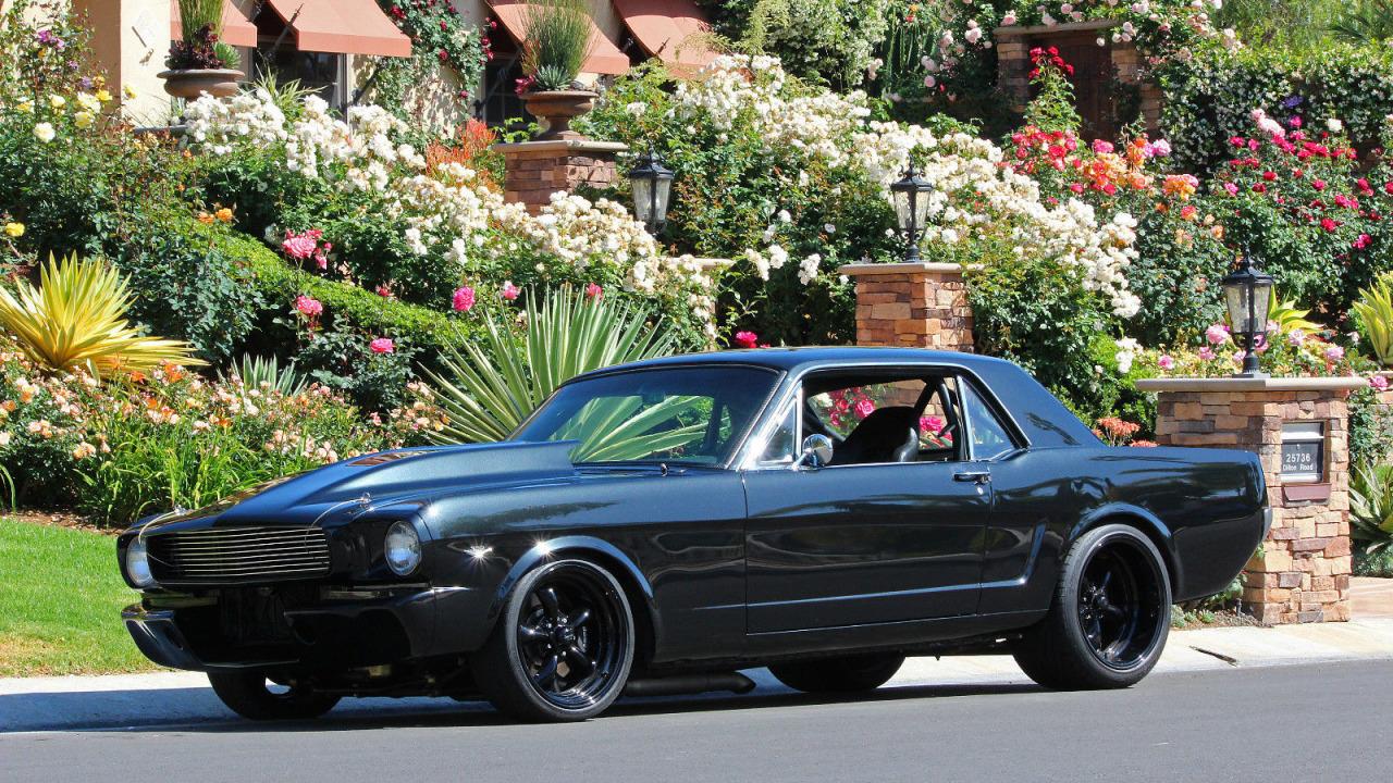 1966 Mustang Pro Touring Tuning