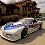 1999 Corvette track car