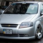 Chevrolet Aveo (T200) Tuning (2)