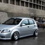 Chevrolet Aveo (T200) Tuning (3)