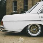 Mercedes-Benz W115 Tuning (2)