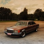 Mercedes-Benz W116 Tuning (2)