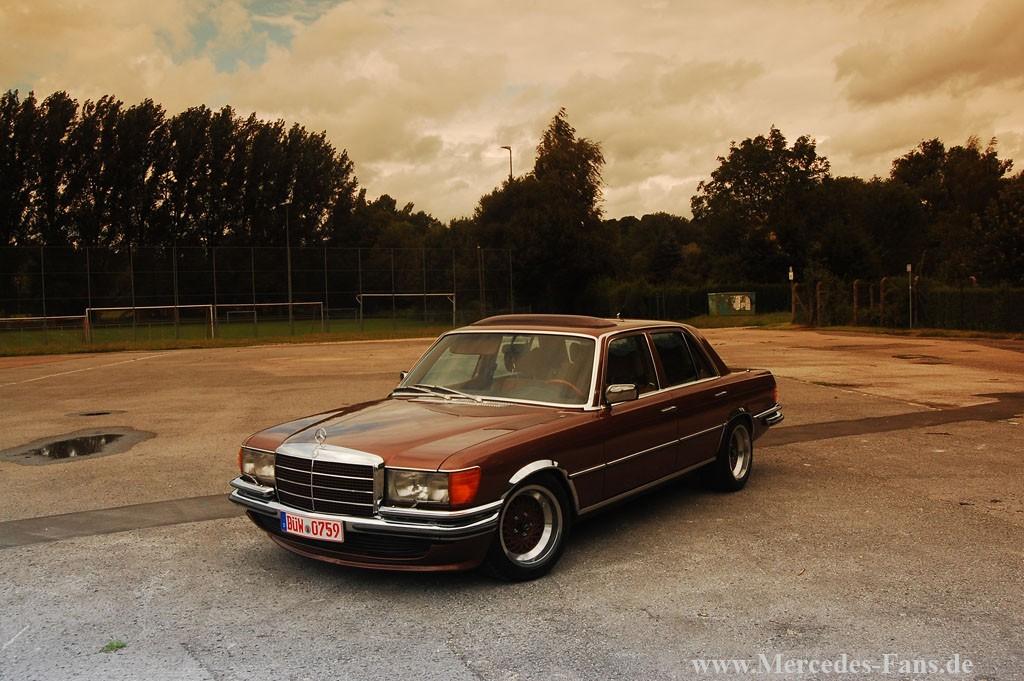 Mercedes Benz W116 Tuning 2 Tuning