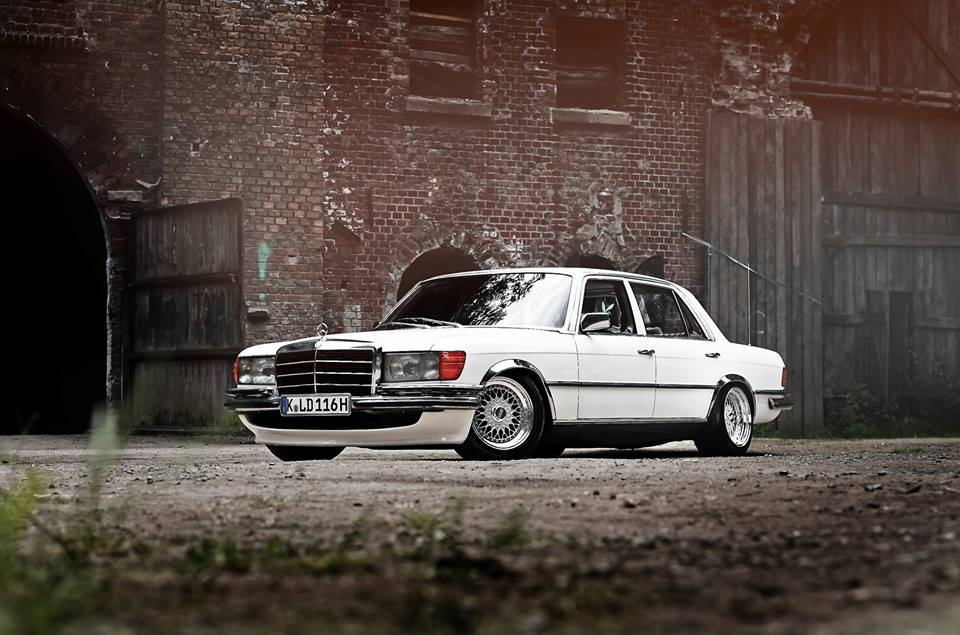 Mercedes benz w116 tuning 3 tuning for Mercedes benz of fayetteville