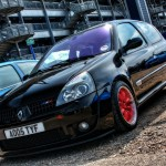 French Car Show 2011 - Rockingham Raceway