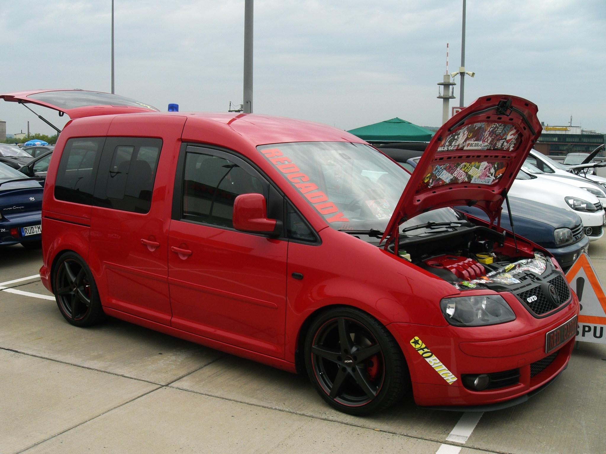 vw caddy 2k tuning 7 tuning. Black Bedroom Furniture Sets. Home Design Ideas