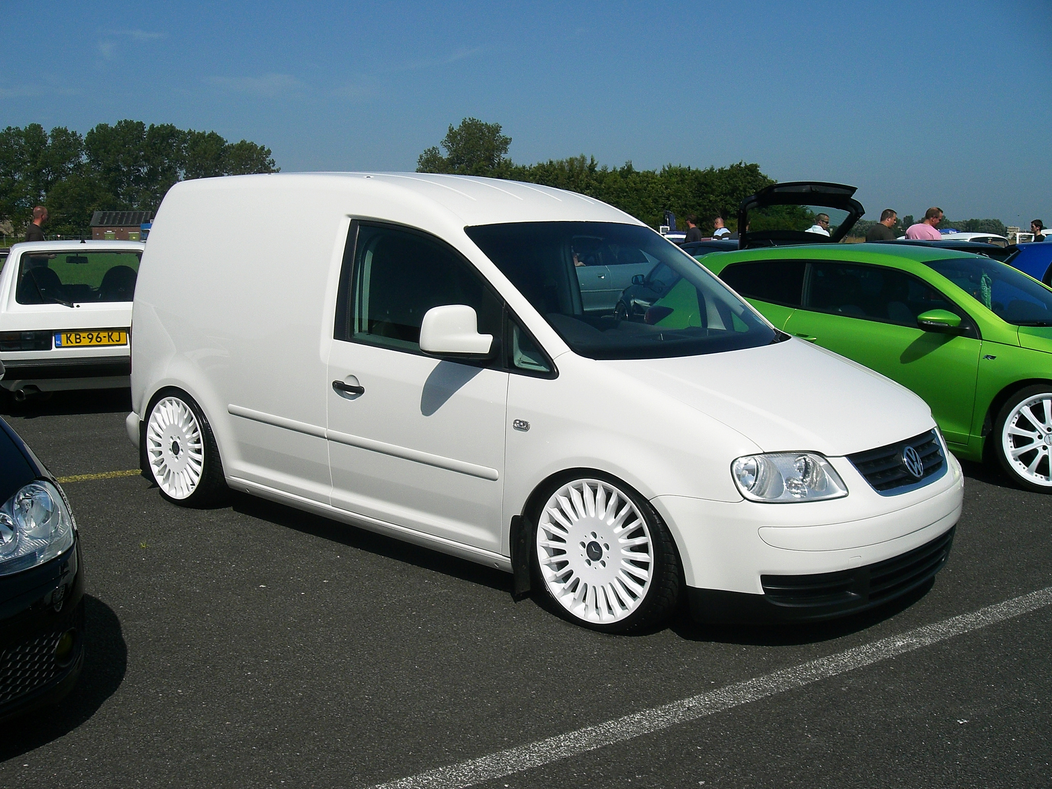 vw caddy 2k tuning 8 tuning