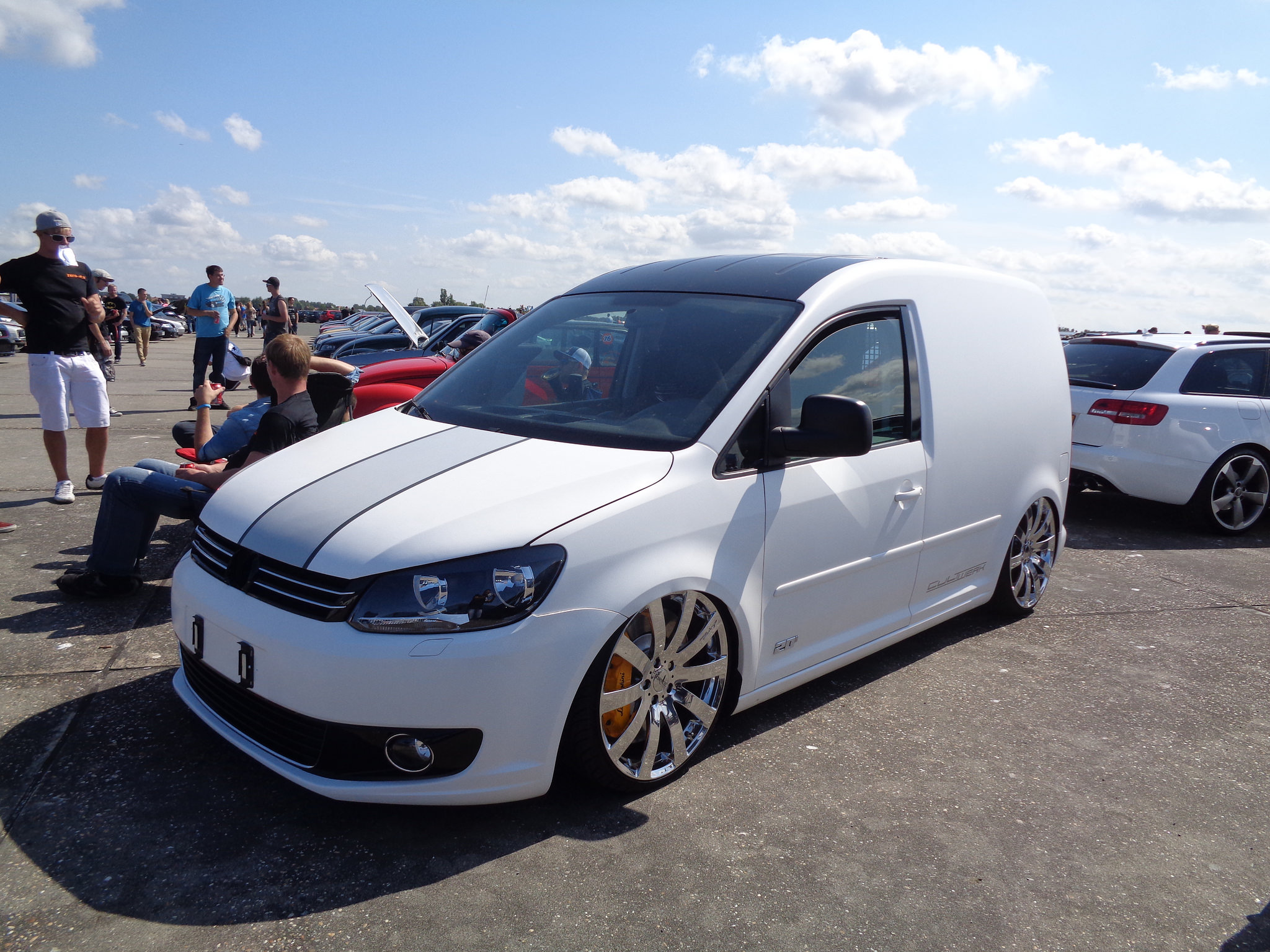 volkswagen caddy 2k facelift tuning 2 tuning. Black Bedroom Furniture Sets. Home Design Ideas