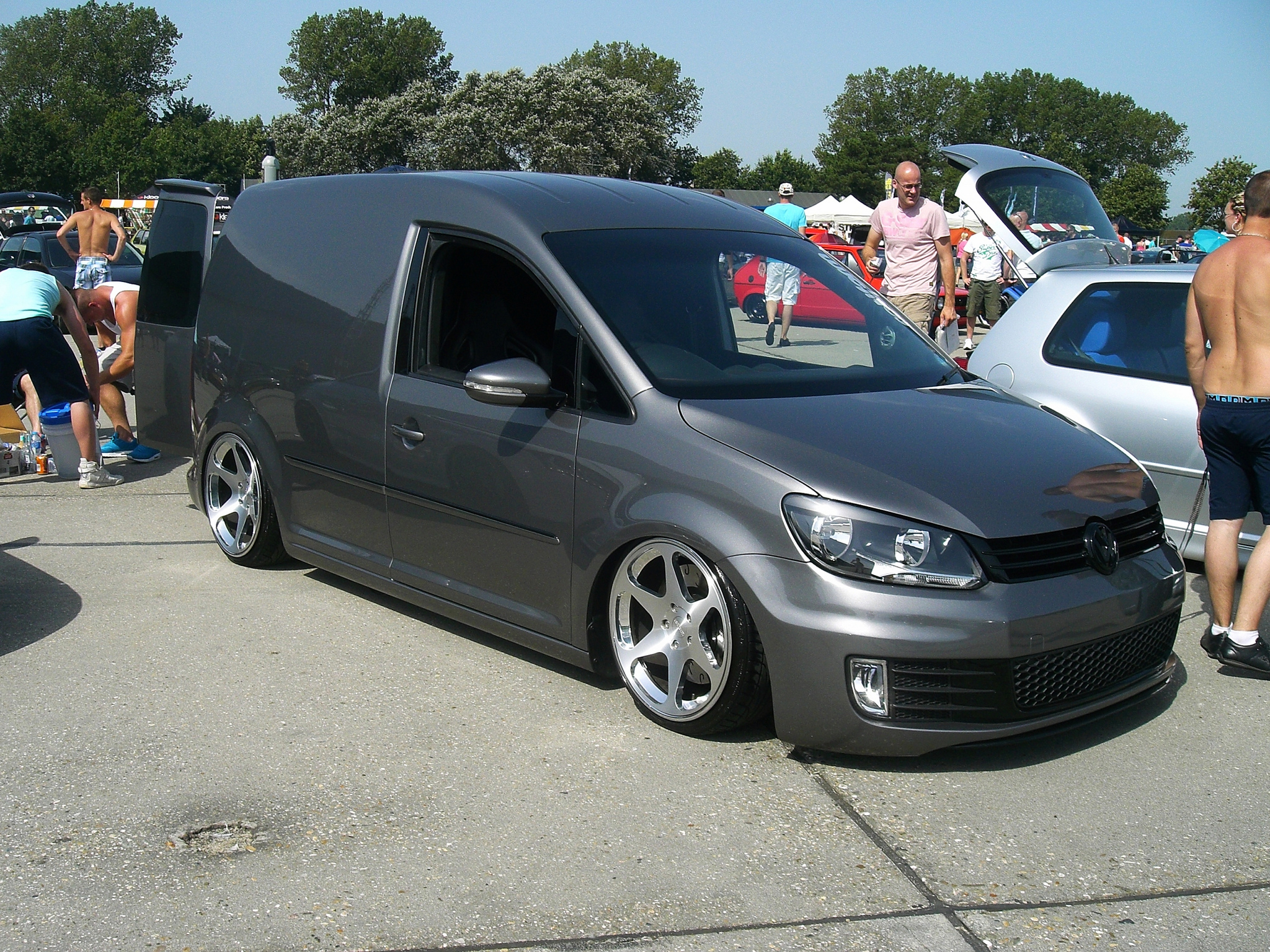 volkswagen caddy 2k facelift tuning 9 tuning. Black Bedroom Furniture Sets. Home Design Ideas