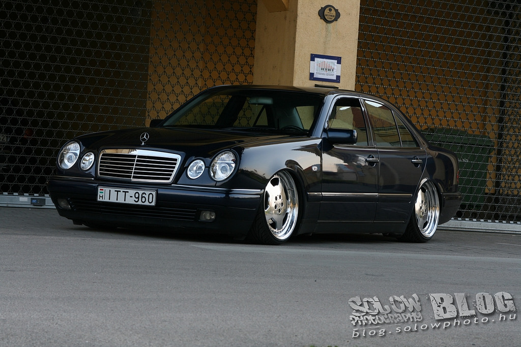 E class w210 tuning 6 tuning for Mercedes benz 210