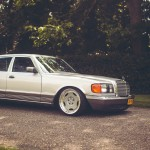 Mercedes 500 SEL Tuning (1)