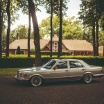 Mercedes 500 SEL Tuning (2)