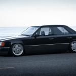Mercedes-Benz E-Class (W124) (2)