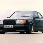 Mercedes-Benz E-Class (W124) (4)