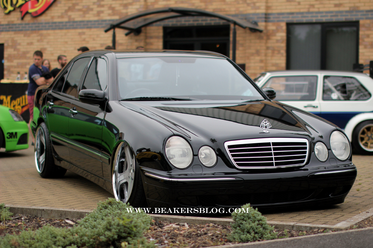 Mercedes benz e class w210 tuning 2 tuning for Mercedes benz 210