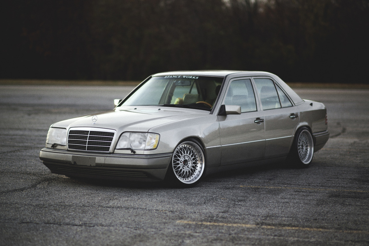 Mercedes benz w124 tuning 2 tuning for Mercedes benz w124 tuning