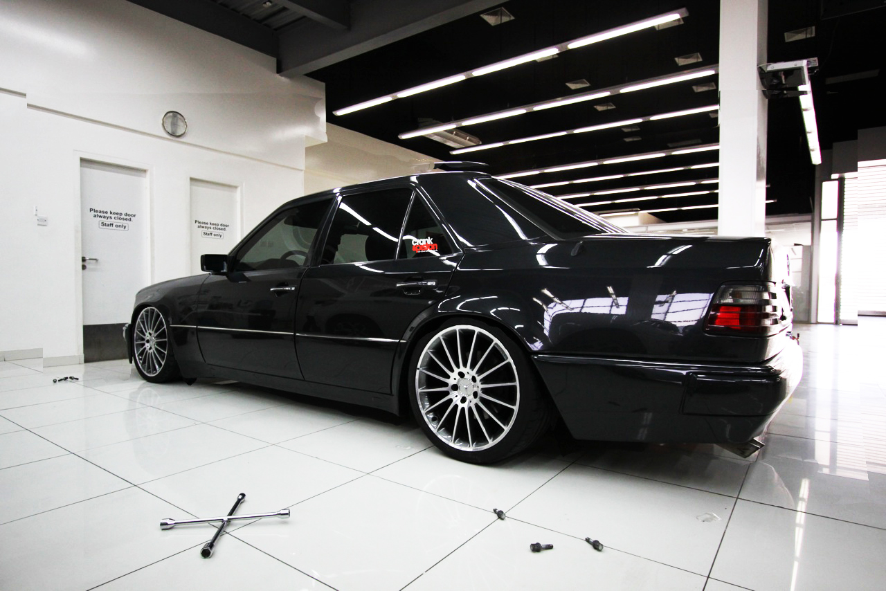 Mercedes benz w124 tuning 6 tuning for Mercedes benz w124 tuning