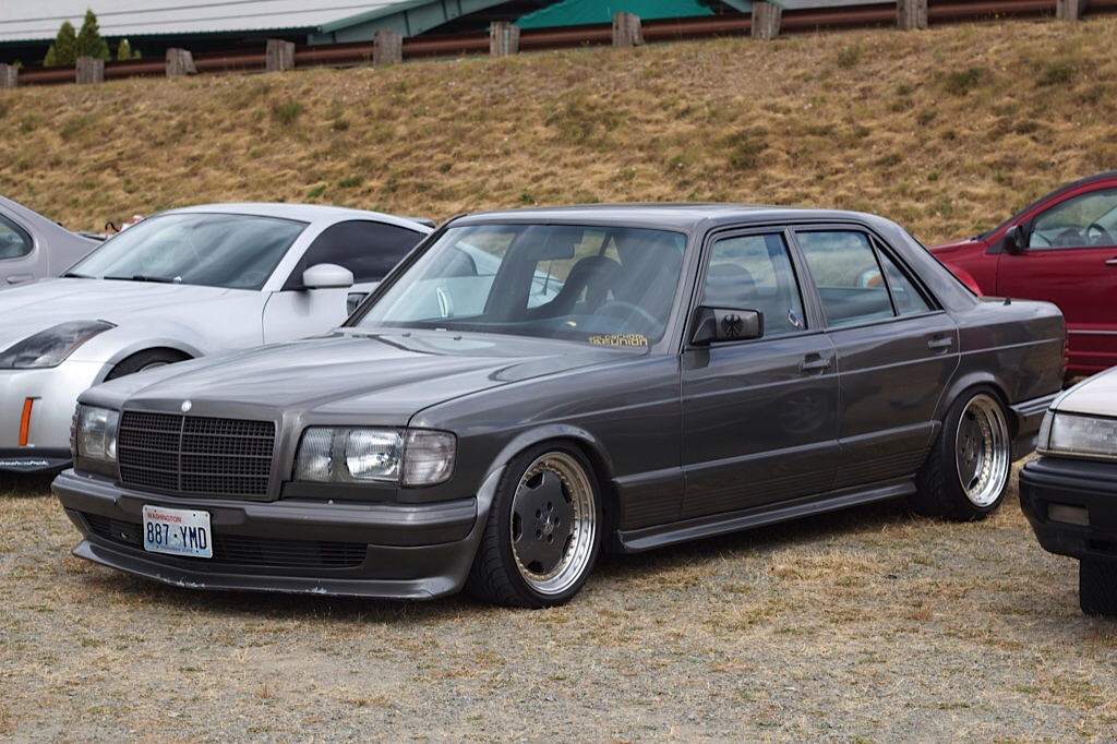 Mercedes benz w126 tuning 1 tuning for Mercedes benz w126