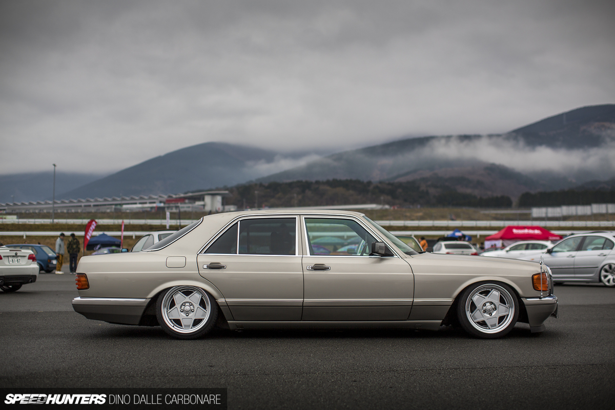 Mercedes benz w126 tuning 2 tuning for Mercedes benz w126