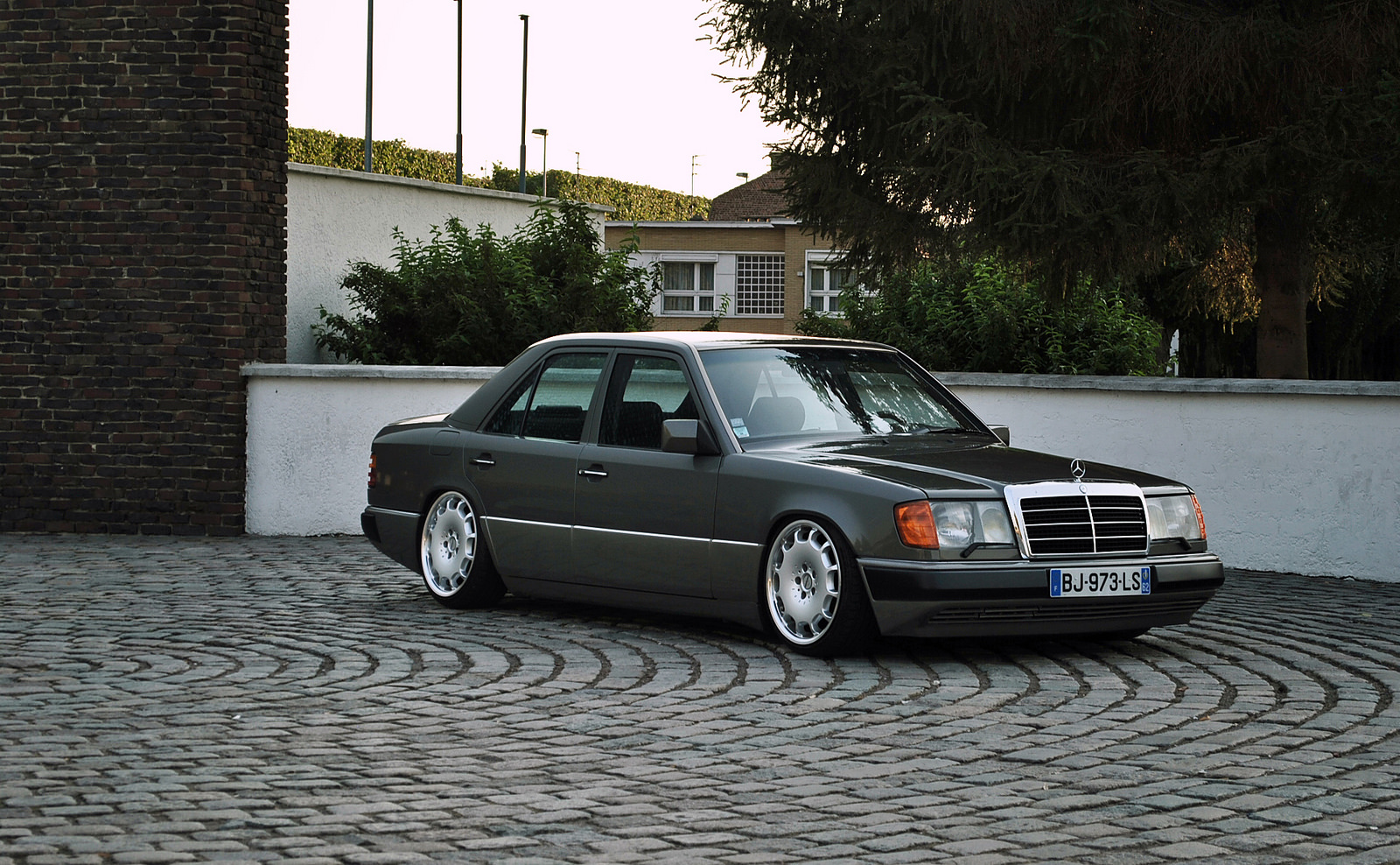 Mercedes w124 2 tuning for Mercedes benz w124 tuning