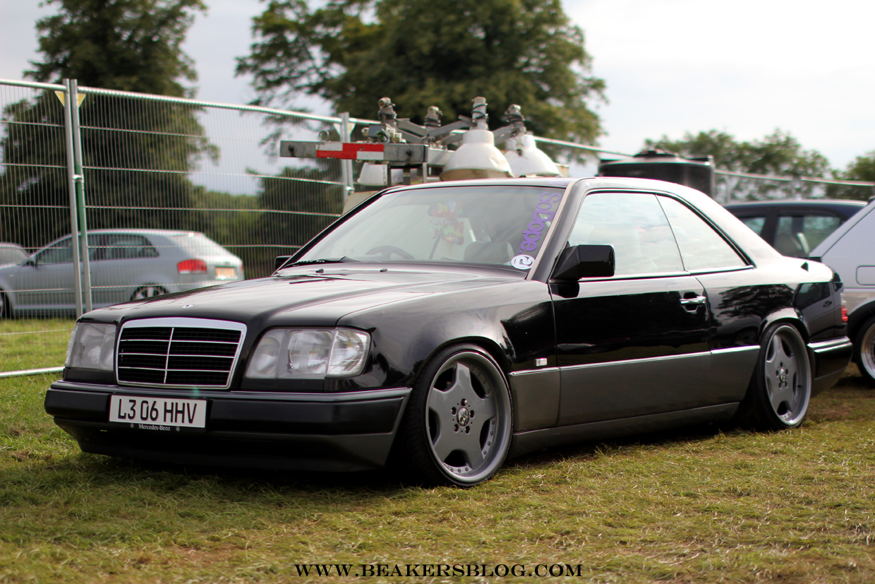 Mercedes w124 coupe 1 tuning for Mercedes benz w124 tuning