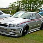 Nissan Skyline R34 Sedan Tuning (12)