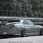 Nissan Skyline R34 Sedan Tuning (2)