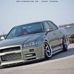 Nissan Skyline R34 Sedan Tuning (4)