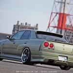Nissan Skyline R34 Sedan Tuning (5)