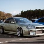 Nissan Skyline R34 Sedan Tuning (8)