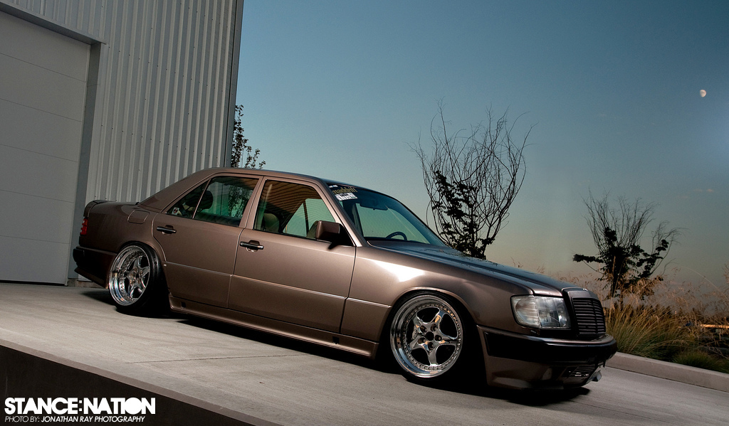 W124 4 tuning for Mercedes benz w124 tuning