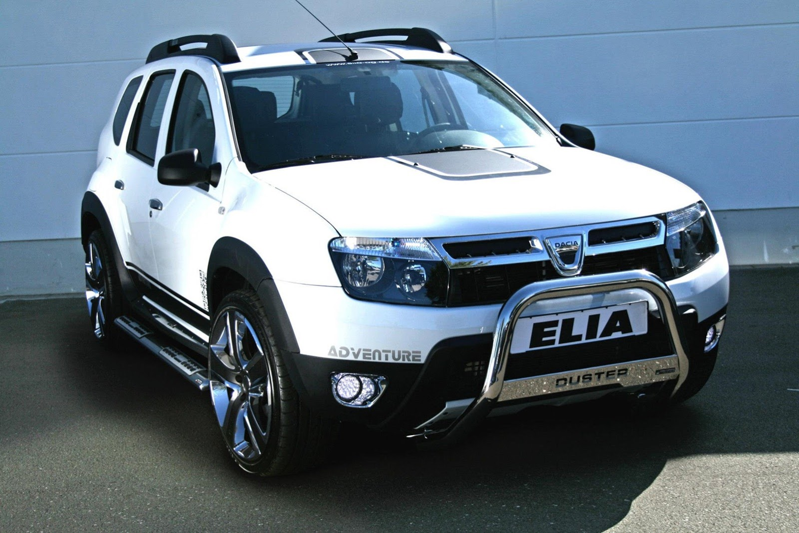 dacia duster tuning 4 tuning. Black Bedroom Furniture Sets. Home Design Ideas