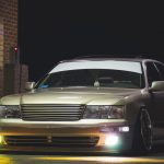 Lexus LS400 (2)