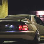 Lexus LS400 (3)