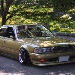 Toyota Cresta GX81 Tuning (2)