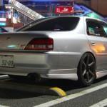 Toyota Cresta (X100) Tuning (4)