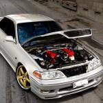 Toyota Cresta (X100) Tuning (6)