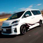 2012 Toyota Vellfire G-Sports (2)