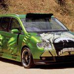 Fast and Furious Tokyo Drift Volkswagen Touran (2)