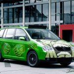 Fast and Furious Tokyo Drift Volkswagen Touran (4)