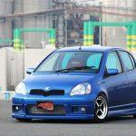 Toyota Vitz (XP10) (4)